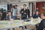 安徽省委副书记、省委党校校长李锦斌亲临百助网络视察工作