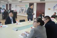 上海敦智资本管理有限公司董事长杨增民等投资券商一行来