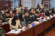 百助程磊担任马鞍山市青年创新创业大赛评委