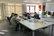 合肥市数据资源局局长陈睿一行到访百助