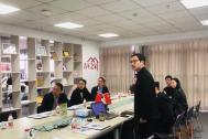安徽省委办公厅信息综合室主任佘春树一行到访百助