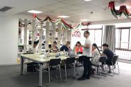 马鞍山市委网信办主任蒋露一行到百助参观考察