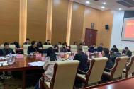百助CEO程磊应邀参加省网络内容建设工程督查组来马调研座谈会