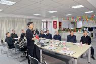 省委常委、统战部部长张西明一行莅临百助视察指导