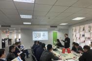 亳州团市委率亳州市青年企业家协会一行来百助考察交流